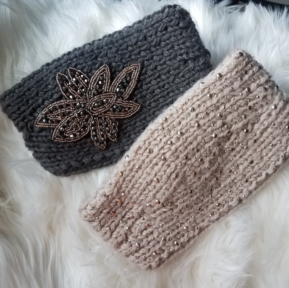 Mixit Accessories | Mixit Womens Cold Weather Headband Ear Warmers |  Poshmark